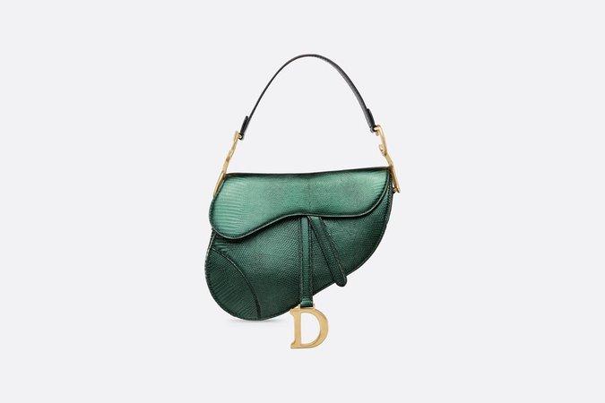 Saddle lizard bag - Bags - Woman | DIOR