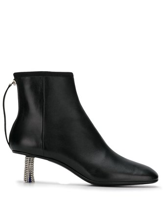 Calvin Klein 205W39nyc Ankle Boots - Farfetch