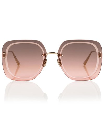 Dior Eyewear - UltraDior SU oversized sunglasses   Mytheresa