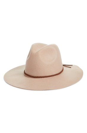 Treasure & Bond Felted Wool Panama Hat | Nordstrom