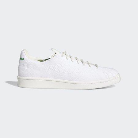 adidas Pharrell Williams Primeknit Superstar Shoes - White | adidas US