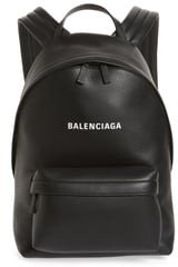 Everyday Calfskin Leather Backpack
