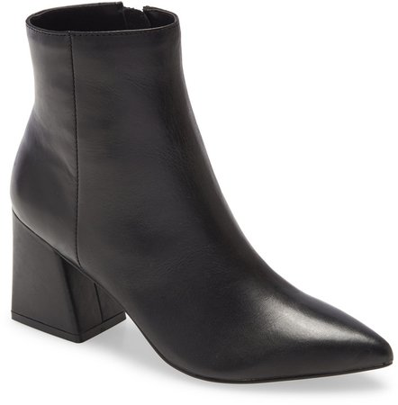 Nix Pointed Toe Bootie
