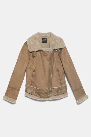 DOUBLE - FACED JACKET-JACKETS-WOMAN | ZARA United States