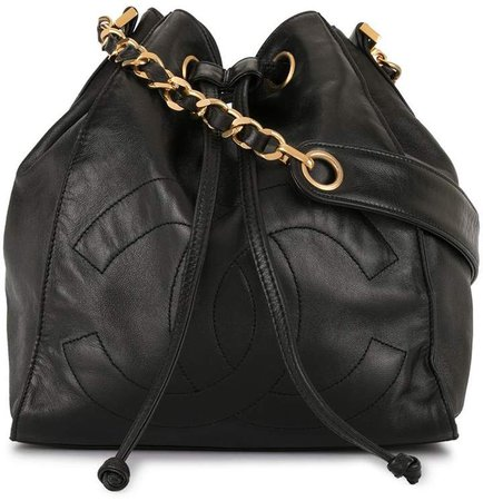 Chanel Pre Owned 1995 CC shoulder bag