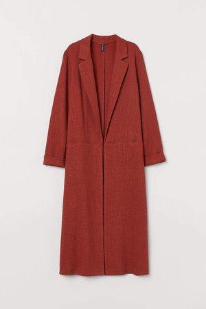 Coat - Red