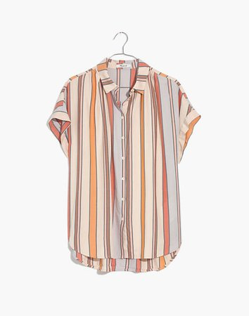 Central Shirt in Daley Stripe