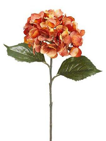 rust silk flowers - Google Search