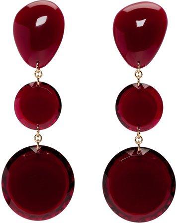 maroon jewelry - Google Search