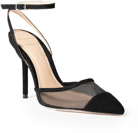 Adriana Ankle Strap Pump
