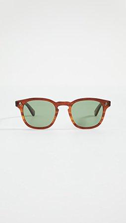 GARRETT LEIGHT Ace 47 Sunglasses | SHOPBOP