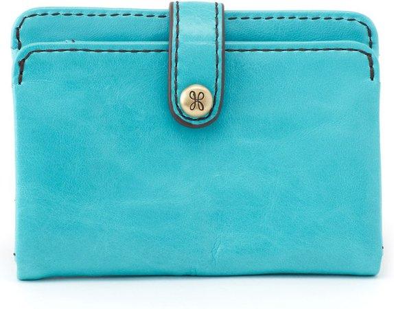 Gem Leather Wallet