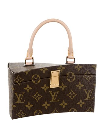 Louis Vuitton X Frank Gehry Twisted Box Bag