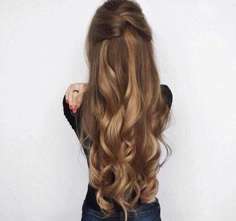 """Brown """"bow"""" hair"""