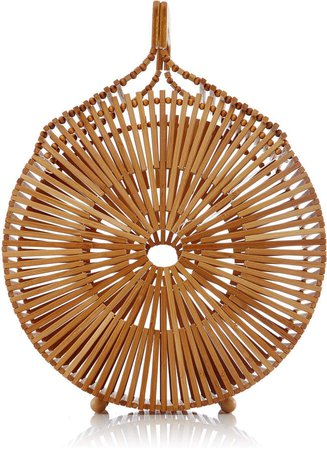 Zaha Natural Bamboo Bag