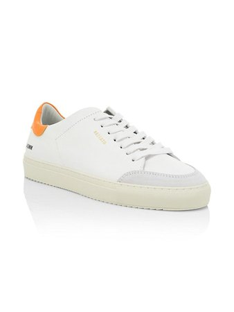 Axel Arigato Clean 90 Low-Cut Leather Sneakers | SaksFifthAvenue