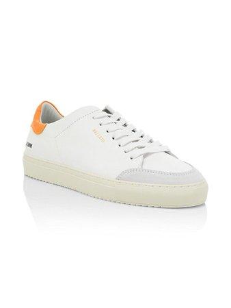 Axel Arigato Clean 90 Low-Cut Leather Sneakers | SaksFifthAvenue