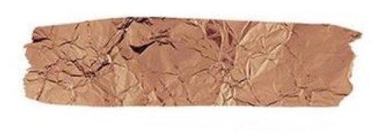 Brown Washi Tape
