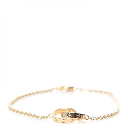 Cartier LOVE Chain Bracelet
