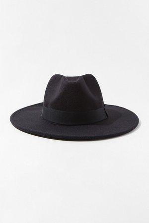 Brushed Fedora Hat | Forever 21