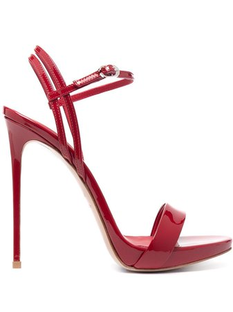 Le Silla Gwen Stiletto Sandals - Farfetch