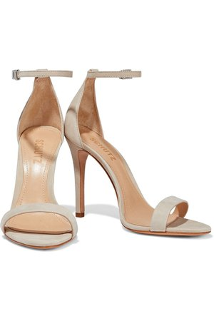 SCHUTZ Cadey Lee suede sandals