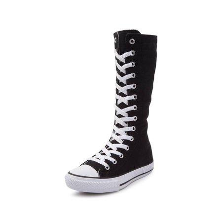 Knee High Converse Boots