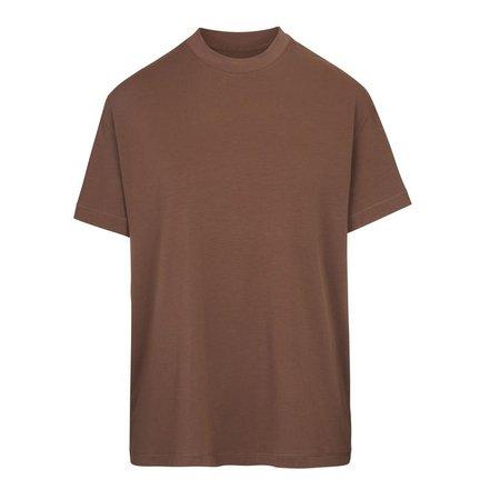 Boyfriend T-Shirt - OXIDE   SKIMS