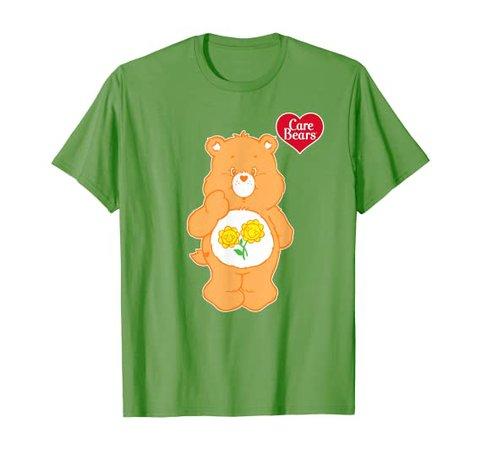 Amazon.com: Care Bears Friend Bear T-Shirt: Clothing