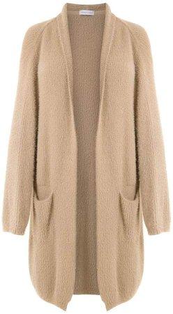 Mara Mac knitted long cardigan