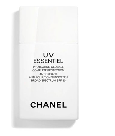 sunscreen chanel