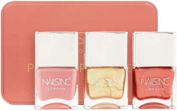 Polish Palette Nail Set