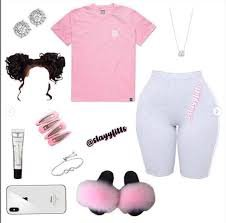 pink baby outfits toddler baddie - Google Search