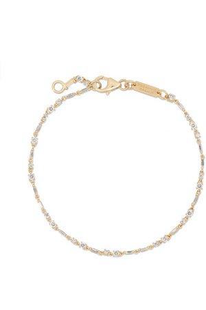 Suzanne Kalan | 18-karat gold diamond bracelet | NET-A-PORTER.COM