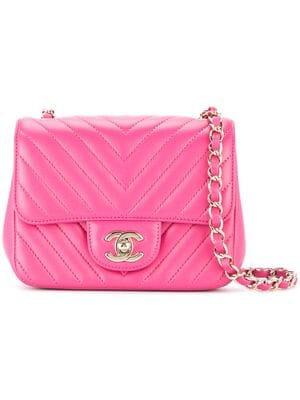 Chanel Pre-Owned 2.55 Bag - Farfetch