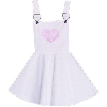 Cute Overall Skirt