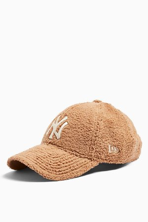 Camel New Era 940 Cap | Topshop