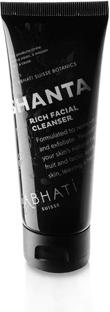 Shanta Rich Facial Cleanser