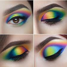 pride makeup looks - Google Search