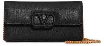 VSling Calfskin Wallet on a Chain