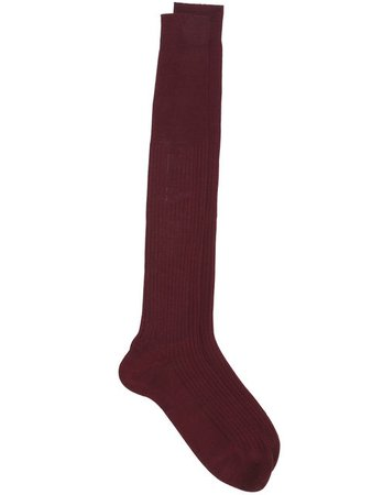 Fashion Clinic Timeless Ribbed Socks - Farfetch