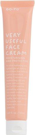 Very Useful Face Cream Daily Moisturizer