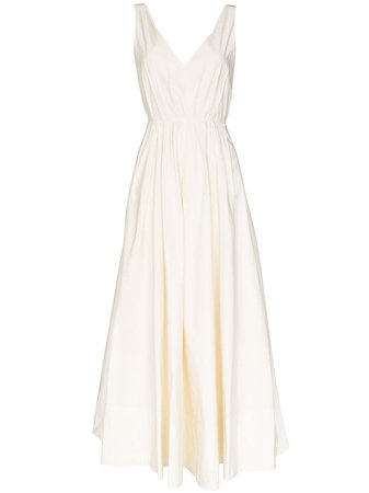 Roksanda Sequin Strap low-back Gown - Farfetch