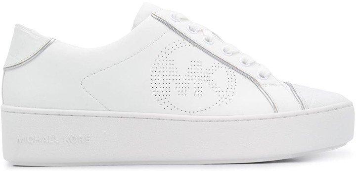 Logo Low-Top Sneakers