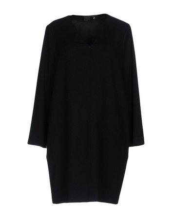 ASPESI Short Dress in Black