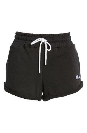 FILA Gabriella Knit Shorts black