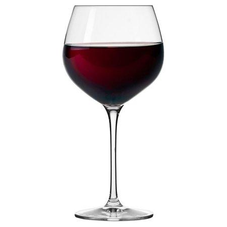 KROSNO Nina Red Wine Glasses 19oz - Set Of 6 : Target