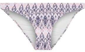 Rumba Allie Printed Low-rise Bikini Briefs
