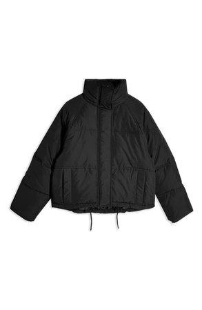 Topshop Sasha Puffer Jacket (Petite) | Nordstrom