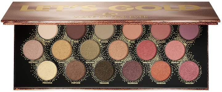 Let's Gold Eye Palette